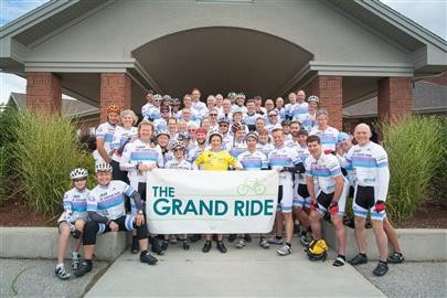 GRH Great Ride For Cancer 2015 #1