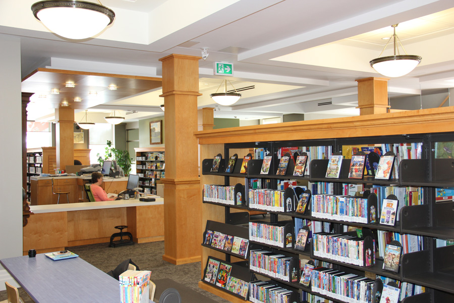 Wellington County Public Library – Palmerston-09