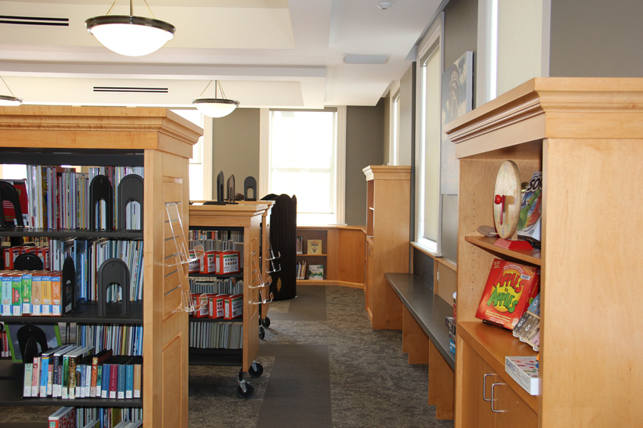Wellington County Public Library – Palmerston 10
