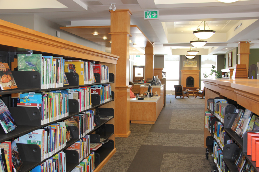 Wellington County Public Library – Palmerston-11