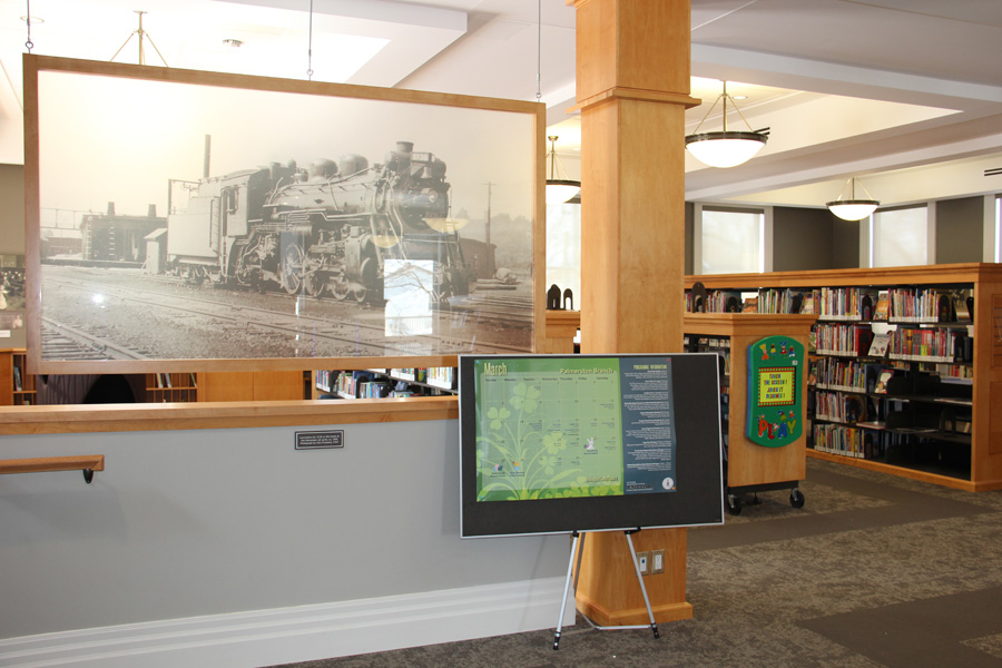 Wellington County Public Library – Palmerston 15