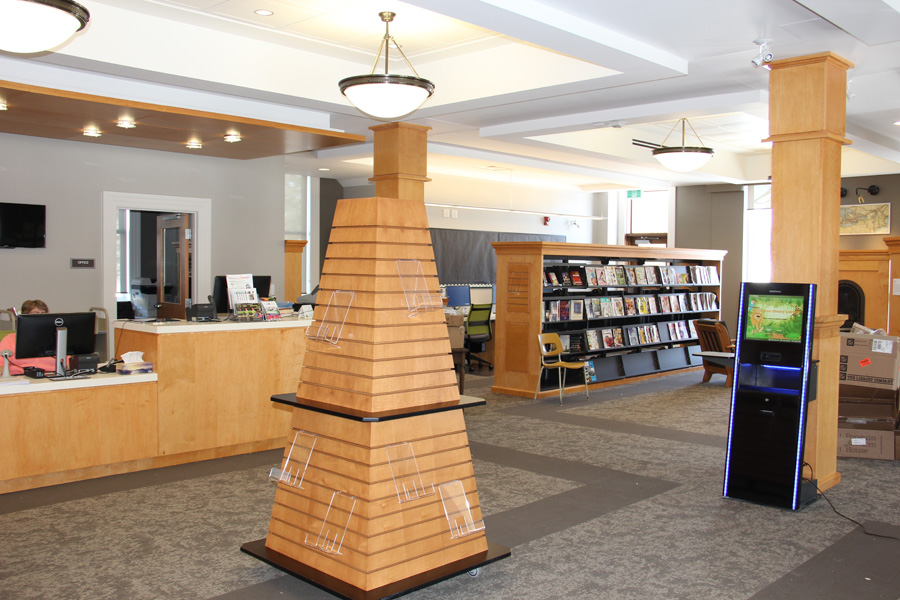 Wellington County Public Library – Palmerston 16
