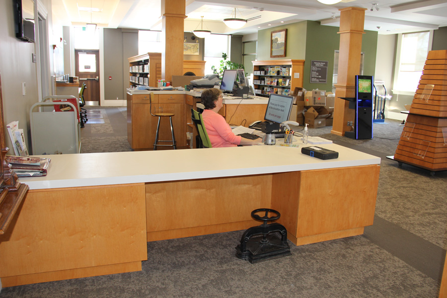 Wellington County Public Library – Palmerston 18