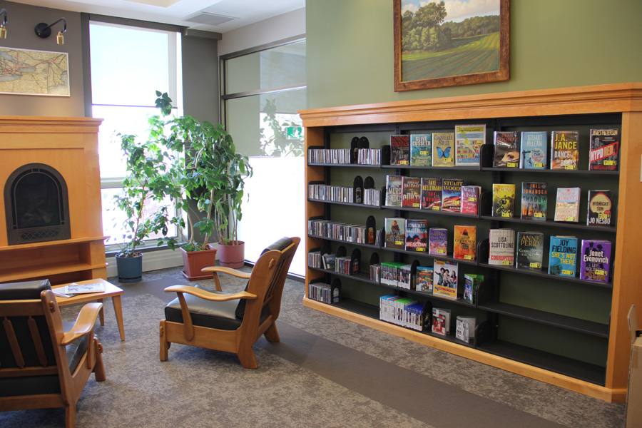 Wellington County Public Library – Palmerston 19