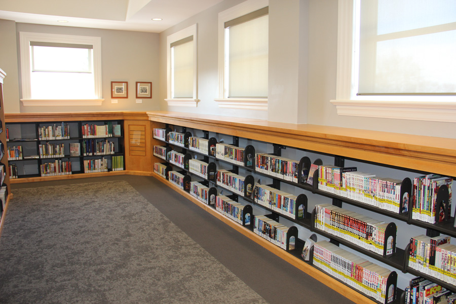 Wellington County Public Library – Palmerston 34