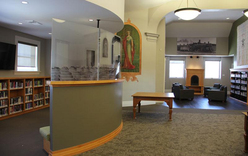 Wellington County Public Library