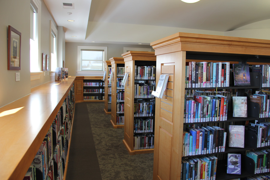 Wellington County Public Library – Palmerston 38