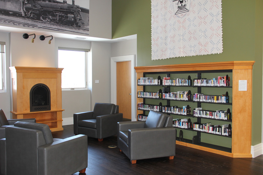 Wellington County Public Library – Palmerston 40