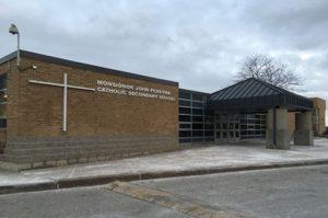 DCDSB Monsignor John Pereyma C.E.S.,Gym Addition,Oshawa,ON