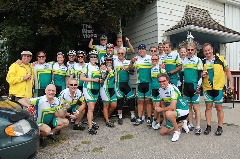 2014 GRHF Ride For Cancer