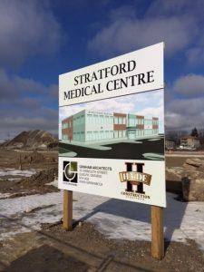 Stratford Medical Centre,Stratford,ON for Hyde Construction