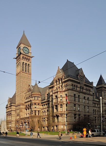 Toronto Old City Hall, 60 Queen St.S.,TO,ON
