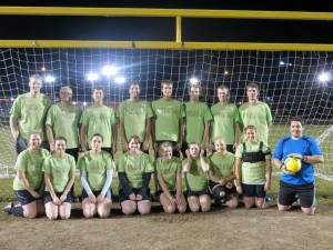 Grand River Co-Ed Soccer